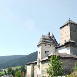 Burg Mauterndorf Urlaub