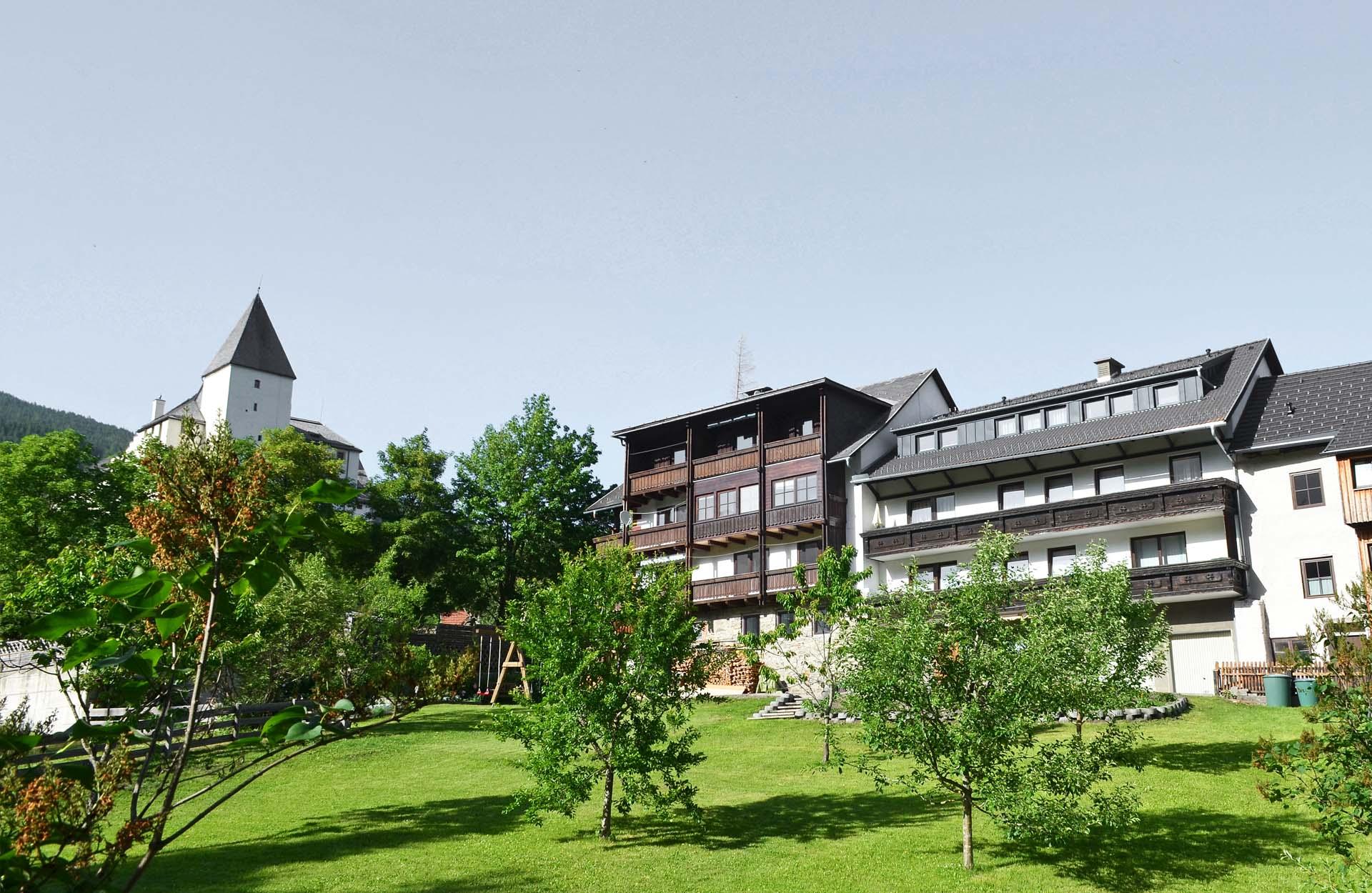 Ferienwohnung Lungau Mauterndorf