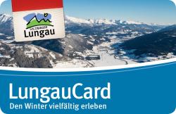 Lungau Card Winter inklusive