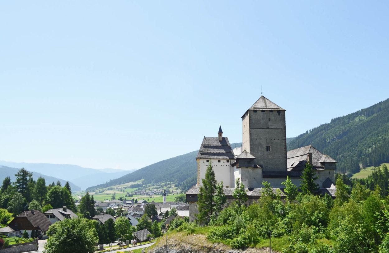 Sommerurlaub Mauterndorf Lungau